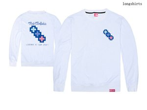 2018 new arrival hiphop men long sleeve for pink dolphin long tshirt men love long sleeve t shirt top quality plus size s-xxl