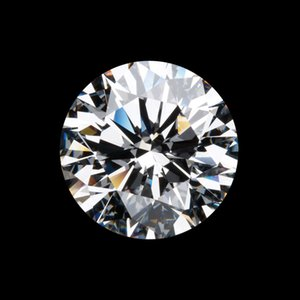Moissanite loose Wholesale 3mm Round Cut Loose Moissanite tested as real CHARLES&COLVARD certificate Fine diamond loose S923