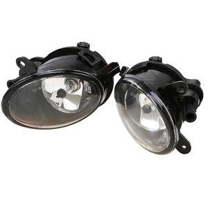 Avant droite Gendarmerie antibrouillard halogène Bumper lampe de conduite pour 05-08 Audi A6 S6 C6 Allroad Quattro S8