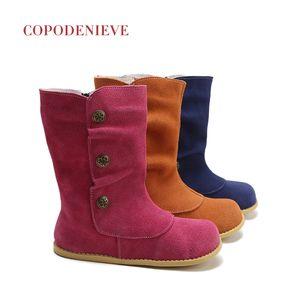 COPODENIEVE 어린이 신발 봄 가을 유아 Little Boys loafers shoes kids 슬립 온 가죽 어린이 캐주얼 신발 소녀