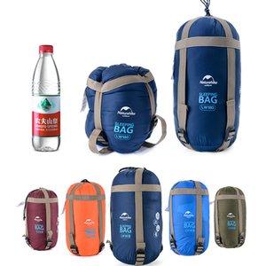 5 Colori Mini Busta Esterna Letto A Pelo Ultraleggero Borsa Da Viaggio Pieghevole Escursionismo Attrezzature Da Campeggio Pad Outdoor AAA415
