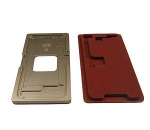 Точность пресс-формы с ламинирующей резиной для переднего стекла iPhone X с рамкой холодного отжима