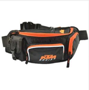 Atacado KTM pacote de cintura mensageiro ktm pacote de peito de moto multifuncional saco de passeio da bicicleta pacote de cintura saco de perna da motocicleta