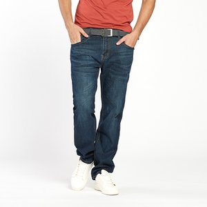 Herren Jeans plus Größe 28 zu 46 Trendy Taper Stretch Relax Jeans Denim Blue Jean-Hose-Hosen-heiße Verkaufs-Jeans