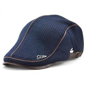 8300 Ayarlanabilir Gatsby Pamuk Düz Duckbill Şapka Sıcak Yün Örgü Newsboy Ivy Cabbie drving Şapka Av Golf Erkekler Kadınlar Kış Elastik