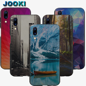 UMIDIGI ONE Pro Black Silicone TPU Back Case Soft Gel Protective Coque Cover for Umi One Back Cover JOOKI