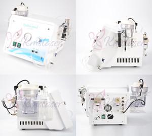 3 in 1 Hydrafacial Diamond Mikrodermabrazyon Makinesi Hydra Yüz Dermabrazyonu Hydro Aqua Temiz Oksijen Jet Peel Püskürtme Tabancası Cilt Gençleştirme