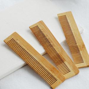 1pcs massaggio di alta qualità pettine in legno spazzola di sfiato per capelli in bambù spazzole cura dei capelli e bellezza spa massaggiatore all'ingrosso