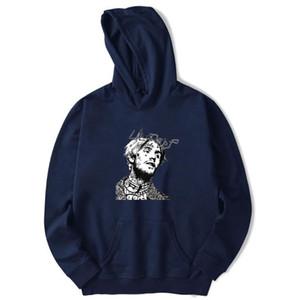 Lil Peep Hoodies Love Lil.peep Hommes Sweats à capuche Pulls Sweatshirts Homme / Femme Sudaderas Cry Baby Hood Hoddie Streetwear