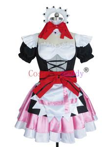 Love Live Yazawa Nico Fancy Party Lolita Maid Dress Cosplay Costume M006Love Live Yazawa Nico Необычная вечеринка Lolita Maid Dress Cosplay Costume
