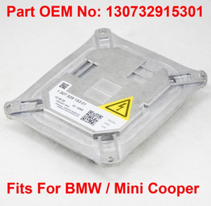 1 ШТ. 12 В 35 Вт D1S D1R D3S D3R OEM HID Ксеноновые фары Балласт компьютера Блок управления Автомобилем Номер детали 130732915301 Подходит для BMW Mini Cooper