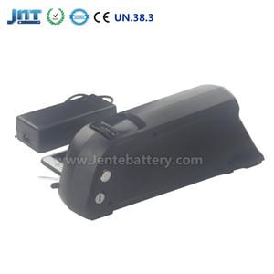 Freies Verschiffen elektrische ebike Batterie 36v 8AH 18650 e Fahrrad-Batterien für 350W 500W Motor + 2A Lade
