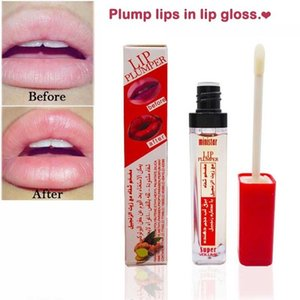 MINISTAR 메이크업 슈퍼 볼륨 통통 그것은 립글로스 화장품 뷰티 모이스처 라이저 매트 액체 립스틱 오래 지속되는 립 센스