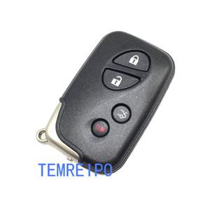 4 Tasten Fernbedienung Smart Car Key Case Cover Shell für Lexus
