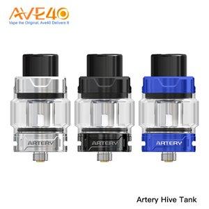 Artery Hive Mesh Tank 4ml Capacità Con Mesh Coil Best for Hive 200 Mod E sigarette Tank Atomizer 100% Originale