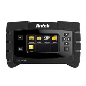 Autek ifix919 OBD2 автомобильный сканер полная система передачи ABS подушка безопасности SAS иммобилайзер масла сброс сканирования инструмент