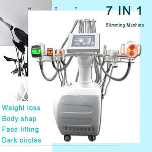 Velashape yağ azaltma makinesi Vakum RF Cilt Bakımı BIO Kavitasyon lipo lazer v9 velashape kızılötesi rf kol