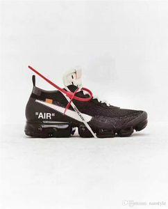 Zapatillas de running Hot OFF de la marca The Ten Mid 1 Presto Vaporrmax 90 97 Zoom Fly SP React Hyperdunk HDs Zapatillas blancas Zapatillas de baloncesto