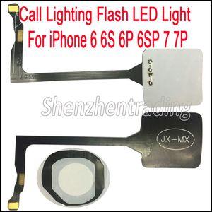 Il nuovissimo logo led bianco incandescente per iPhone 7plus l'illuminazione delle chiamate in entrata flash light up flex incandescente per iPhone 6S 6Plus 6SPlus 7 7Plus