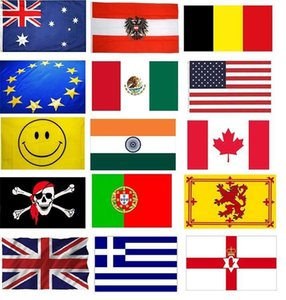 World Cup Flags 5ft X 3ft World Flags National Country Flag Rugby Football World Cup Decorations