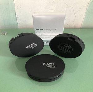 2018 nuevo maquillaje presionado Powder Bye Bye poros presionado Poreless acabado aerógrafo polvo mejor calidad polvo de la cara