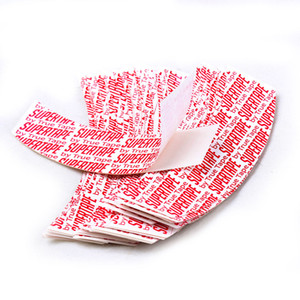 Top Skin Hair Tape para Hair Weft HairGlue Hairpiece Toupee Supertape para fixar peruca 36 pcs