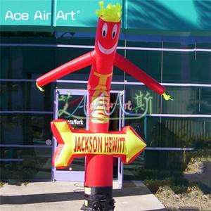 Inflável Air Dancers inflável Aceno Man, Wind Dancer para o evento ou promoção, céu homem inflável na desconto