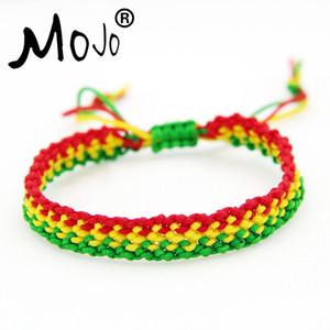 2019 preiswerte Art und Weise Online Großhandel Licht Lively Frühlings-Farben-Änderungs-Armbänder für Geschenk MJ-WBR003I 5PCS / Set