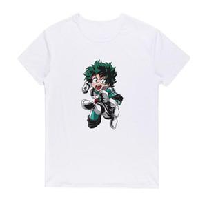 Yaz Patlayıcı T-shirt Avrupa ve Amerikan Rüzgar Gençlik Kahraman Akademisi 3 Baskı Kısa Kollu