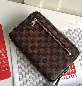 2019 Hot Sale Famous Brand Women Oxidize Clutch Bags Kasai Genuine Leather High quality Macassar Handbags Wallets A87 Free Shipping