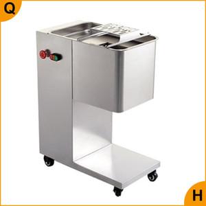 Qihang_top 500KG acero inoxidable máquina de cortar carne eléctrico automático de corte de la carne máquina comercial para máquinas para picar carnes restaurante