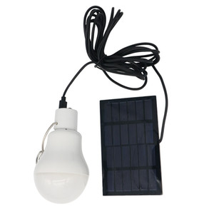 Umlight1688 15W 130LM WholeSale Dropshipping énergie solaire lumière extérieure lampe solaire ampoule portable lampe à énergie solaire a mené l'éclairage