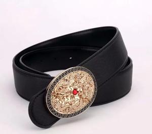 2018 Cintura grande fibbia cinture di design cinture di lusso cinture per uomo fibbia di marca cintura cintura di pelle di moda di buona qualità