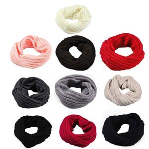Transpirable tejido de punto bufanda de lana mantón abrigo cálido cuello de alta calidad de punto de ganchillo popular bufandas populares foulards