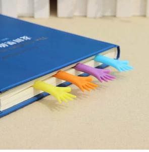 4 pezzi / set Aiutami novità segnalibro Funny Bookworm Gift Stationery Forniture per ufficio