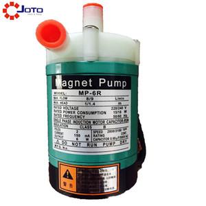 MP-6R 50HZ 220V mini pompa magnetica pompa a trasferimento chimico di resistenza alla corrosione