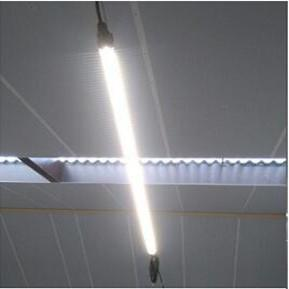 Poultry Farm illuminazione T12 IP65 dimmerabile Razza tubo Luci 120CM 150CM AC180-264V impermeabile per allevamento di pollo lampade a LED singolo filo-end