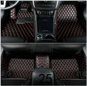 For Mercedes Benz Maybach S550 S560 S600 Car floor mat 2016-2018