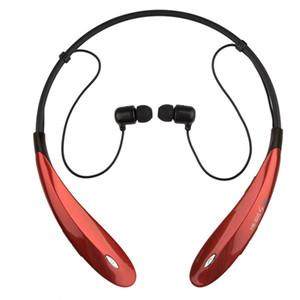 HB-800S Auriculares estéreo inalámbricos Bluetooth 4.0 Auriculares HB800S para iPhone 8 plus Para auriculares con banda para el cuello Samsung S9 5 colores
