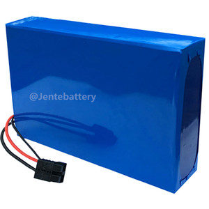 Free shipping to US EU AU 60v 20ah lithium battery for electric scooter for 1500w 2000w motor+BMS+4A Charger