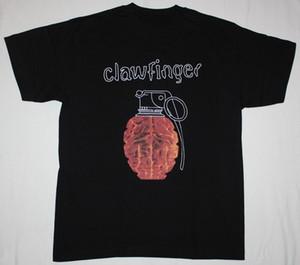 Clawfinger Use Your Brain'95 Камерная камера для биологически опасных отходов Downset Новая черная футболка Летние короткие рукава Новая модная футболка
