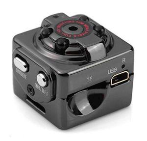 HD 1080P 720P الرياضة كاميرا مصغرة SQ8 Espia DV صوت مسجل فيديو الأشعة تحت الحمراء للرؤية الليلية كاميرا رقمية صغيرة كاميرا