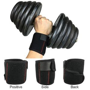 1 Paar Einstellbare Handgelenk Band Wrap Bandage Armband Gym Thumb Klammerband Gewichtheben Übung Handgelenkstütze Wraps Band Großhandel
