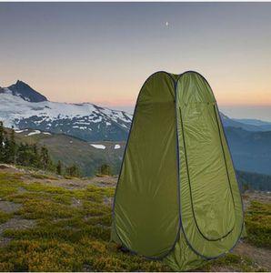 Автоматическое всплывающее душевая комната палатка открытый складная использование для туалета Зимняя рыбалка личное пространство против ветра