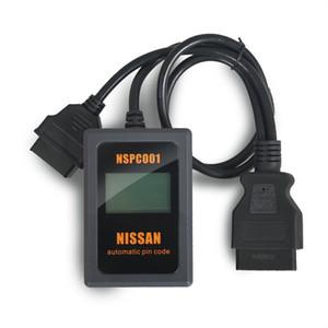 Handheld NSPC001 Professionelle Automatische Pin Code Reader Lesen BCM Code Schlüsselprogrammierer Scan-Tool für Nissan