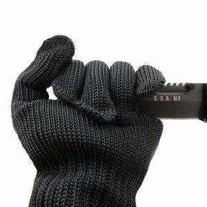 Анти-Резки Перчатки Вырезать Доказательство Безопасности Дышащая Открытый Рабочие Перчатки Руки Протектор