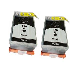 Cartouche d'encre 2PK 920XL 920 XL noire pour HP 920XL Officejet 6000 6500 6500a 7000 7500a