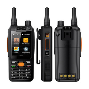 Orijinal F25 Telefon 2.4 inç Ekran 4G LTE telefon Dört Çekirdekli Zello Android Walkie Talkie PTT SmartPhones 1G RAM 8GB Cep Telefonu