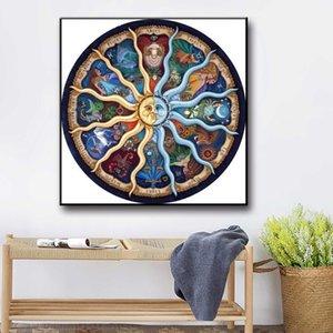 Nuovo Needlework Diy diamante Pittura kit punto croce pieno resina rotonda diamante ricamo mosaico della decorazione della casa di 30 * 40cm con l'alta qualità