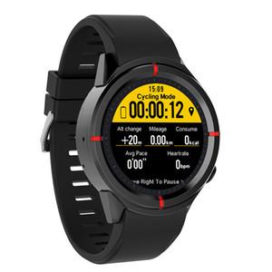 Toptan GW12 Akıllı İzle Nabız Akıllı İzle GPS Çok Spor 2.0 Kamera ile Bluetooth Spor relogios PK kw18